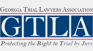 Georgia Trial Lawyers Assoiation Logo