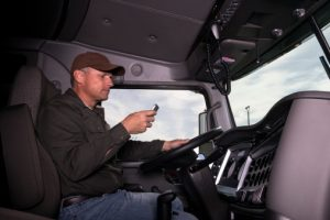 Distracted Truck Drivers Pose Major Hazards on Georgia Roadways