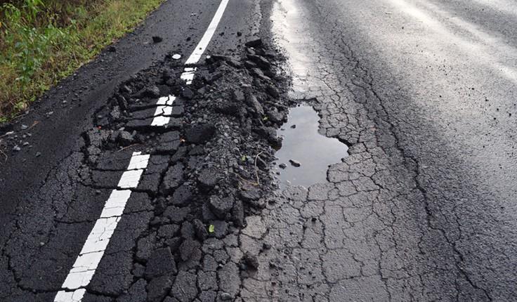 Accidents Due to Hazardous Roadways in Georgia