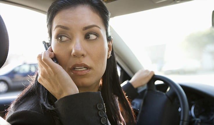 Savannah Distracted Driving Car Crash Attorneys