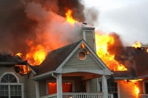 Home Explosion in Roswell, Ga. from a Gas Leak Causes Burn Injuries