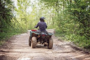 New Safety Warning – Keep ATVs Off Paved Public Roads