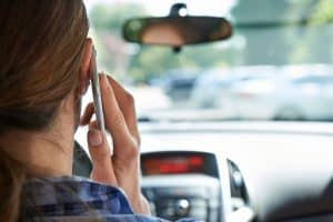 Georgia Drivers May No Longer Hold Cell Phones and Drive