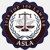 ASLA Top 100 Personal Injury Lawyers Georgia