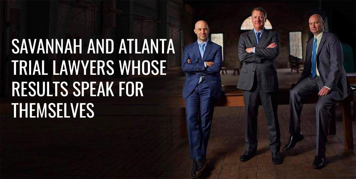 Personal Injury Lawyers Atlanta, Savannah, GA