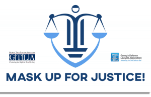 It's Time to Mask Up for Justice!