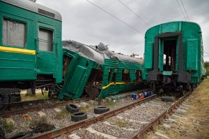 Human Error Is the Most Common Cause of Train Accidents