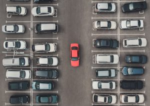Who's at Fault in a Parking Lot or Parking Garage Crash?