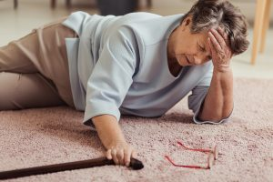 Seniors Are Falling More Because of the Drugs They Take